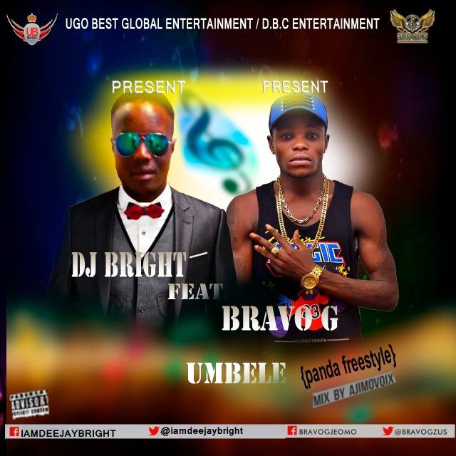 # JACKET-DJ BRIGHT FT BRAVO G