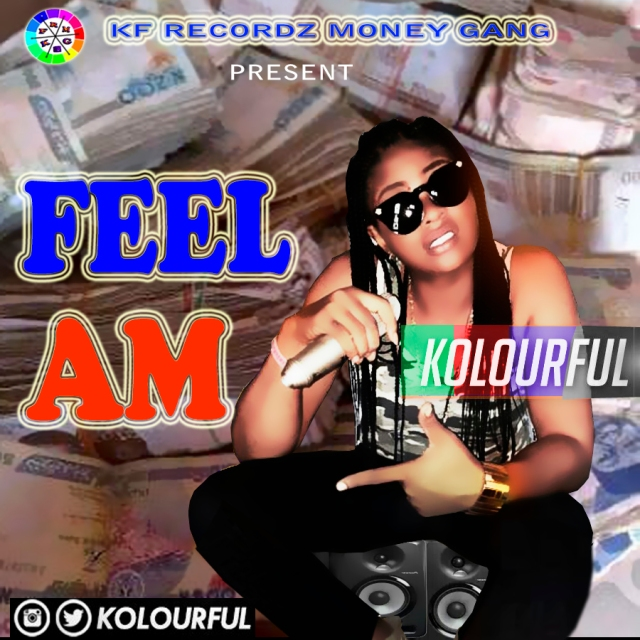 KOLOURFULL-FEEL AM COVER PHOTO
