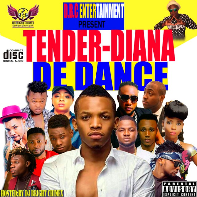 tenda-diana-de-dance-mixtape-jacket